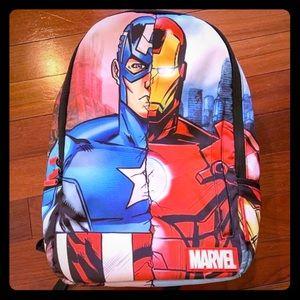 Marvel Sprayground Back Pack. NWOT